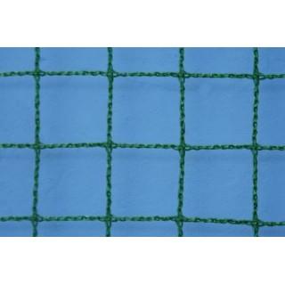 Plasa protectie polietilena, fir 2,0mm, ochi 45x45mm, verde