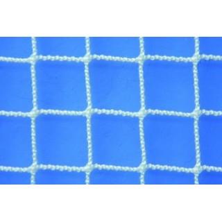 Plasa protectie polipropilena, fir 3,0mm, ochi 45x45mm, alba