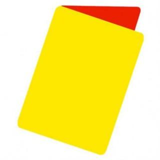 Cartonase arbitru
