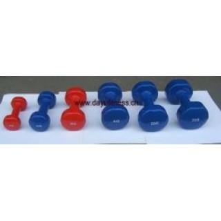 Gantera aerobic 4 Kg plastifiata