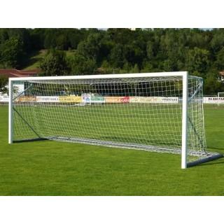Poarta fotbal 7.32x2.44m mobila, certificata EN748