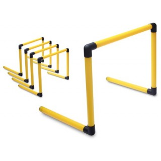 Gard antrenamet inaltime 40cm, 5buc/set