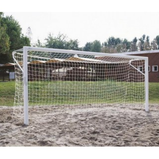 Poarta fotbal de plaja 5.5x2.2m, mobila