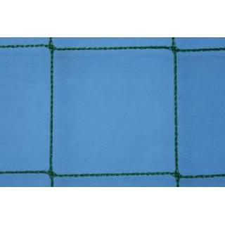 Plasa protectie polietilena, fir 3,0mm, ochi 140x140mm, verde