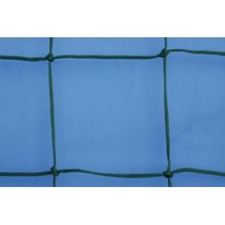 Plasa protectie polietilena, fir 3,5mm, ochi 130x130mm, verde