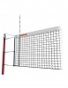 Fileu de volei 9.50x1.00m fir 2.5mm, antrenament